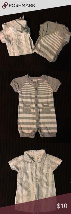 Nike Baby Boys 12 24 Months Long Sleeve Thermal Tee & Jogger Set | Dillard's