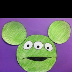 Toy Story Alien Mickey