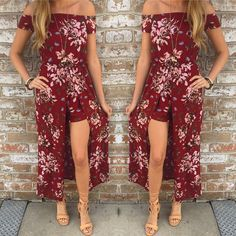 This maxi jumpsuit is our top seller! How would you wear yours?