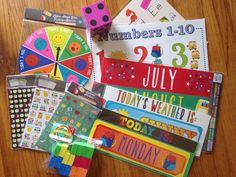 Moxie and Mischief Blog: At Home Learning: Homeschool Supplies on the Fly