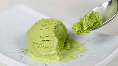 Delicious Japanese green tea ice cream. Matcha green tea icecream is definitly one of my favorite ice cream falvors. In this video you will see how to make t...