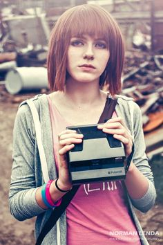 Life is Strange - Max Caulfield cosplay / by LadyNilin