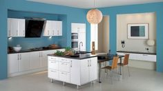 Image result for carrelage bleu canard