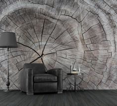 Tapet Tree Trunk Wallpaper, Artwork, Home Decor, Adhesive, Work Of Art, Decoration Home, Auguste Rodin Artwork, Room Decor, Wallpapers
