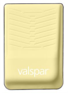 One of 12 Valspar 2017 Colors of the Year: Airy, Luminous Yellow. Available as: Daisy Spell 3007-4B at Lowe's, Dear Melissa VRO42E at Ace and Dear Melissa V054-1 at Independent Retailers.  https://www.askval.com/ColorsOfTheYearLanding/Airy-Luminous-Yellow