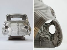 ron arad: in reverse at design museum holon, israel