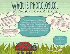 Phonological Awareness Activities Packet from ReadingResource.net