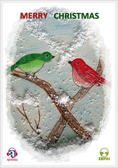 Christmas Cards II | Alma Schouman's blog