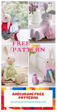 Crochet For Kids, Crochet Toys, Free Crochet, Crochet Children, Double Crochet, Single Crochet, Dinosaur Pattern, Amigurumi Toys, Light Orange