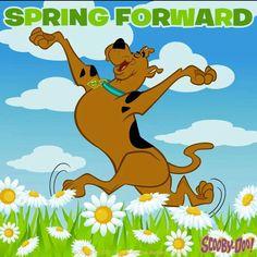 Go Scooby...
