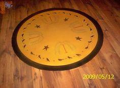 Prim Floorcloth