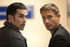 The Almighty Johnsons Episode 5: This Is Not Washing Powder, My Friend--my fav boys.