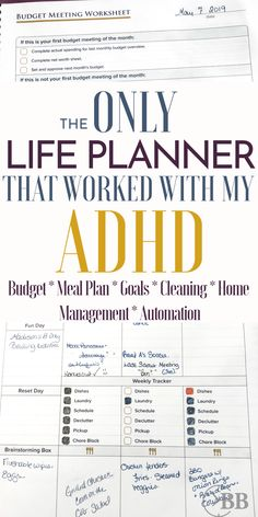 The Only Specific Life Planner for Hot Mess Moms. This is the best daily life planner for busy moms. I have ADHD and this is the only planner - The Plan, How To Plan, Plan For Life, Daily Routine Schedule, Daily Schedules, Daily Routines, Daily Schedule For Moms, Working Mom Schedule, Daily Schedule Template