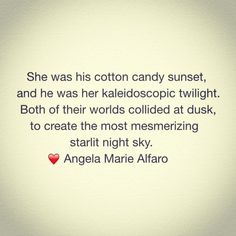 Starlit Night Sky  #angelamariealfaro #heartist #poet #writer #poem #poetry #pretty #words #quote #poetsofig #poetsofinstagram #poetrycommunity #writersofig #writersofinstagram #cotton #candy #sunset #kaleidoscopic #twilight #world #collide #dusk...