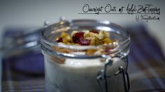 Overnight Oats, Pudding, Desserts, Food, Cinnamon, Apple, Food Food, Rezepte, Tailgate Desserts