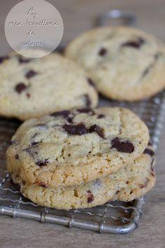 Chocolate chip Cookies - la recette ultime de Guillemette