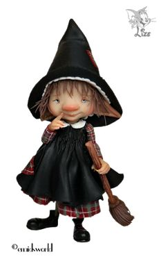 Alles voor en over PSP : TUBES LIZE Enaidsworld Tiny Dolls, Cute Dolls, Cute Fantasy Creatures, Elf Doll, Elves And Fairies, Fairy Pictures, Fairy Figurines, Baby Fairy, Clay Figurine