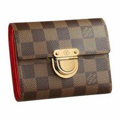 Koala Wallet [N60005] - $173.99 : Louis Vuitton Handbags,Louis Vuitton Bags,Cheap Louis Vuitton | See more about louis vuitton, koalas and wallets.