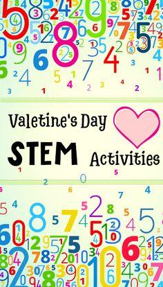 Valentine's Day STEM Activities