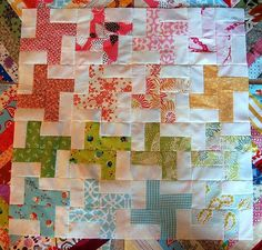 love the windmill pattern and all the fun colors  | followpics.co