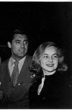 Paparazzi photo of Cary Grant ,1930s