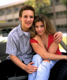 "Ben Savage and Danielle Fishel Join ""Girl Meets World"" Sequel to ""Boy Meets World"""