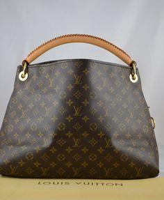 d84e3d50df13 Louis Vuitton Monogram Canvas Artsy MM (A3) - Keeks Buy + Sell Designer  Handbags