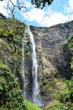 Cataract Gocta | Chutes de Gocta | Cataratas Gocta en Chachapoyas Peru