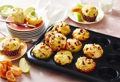 These simple muffins are tasty and make a great snack idea for after school and holidays. Top up with some fresh fruit pieces, or a glass of milk to keep kids satisfied until dinner time.