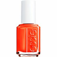 Essie Saturday Disco Fever is a super bright coral nail polish.  Kick up your heels (and your toes!) with these scorching shades of neon - it's the hottest way to light up the night and hit the dance floor in style.  For long-lasting gorgeous nail polish: Apply two coats, making sure you let the first coat dry before applying the second one, then apply our favourite Max factor Glossfinity Top Coat for added shine!