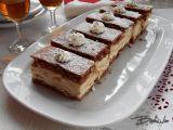 Řezy Amaretto recept Czech Recipes, Ethnic Recipes, Sweet Recipes, Tiramisu, Banana Bread, Waffles, Cheesecake, Pie, Breakfast