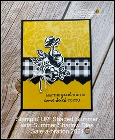 Line Flower, Host Gifts, Kraft Gift Boxes, Specialty Paper, Bee Design, Stamping Up Cards, Flower Images, Cute Halloween, Flower Cards