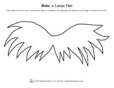 Worksheet Student Worksheet To Accompany The Lorax lorax the ojays and worksheets on pinterest i am speak for trees