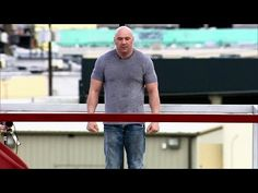 Dana Gets Dunked Dana White, Mixed Martial Arts, Ufc, Normcore, Celebrities, Mens Tops, Internet, Watch, Videos