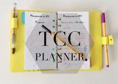 3 MARIAS INSPIRADAS: Para baixar: Planeje o seu TCC