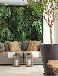 Jardim vertical: 10 inspirações para montar o seu (Foto: Divulgação)