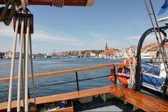 Zeiltocht Oostzee nabij Rostock.