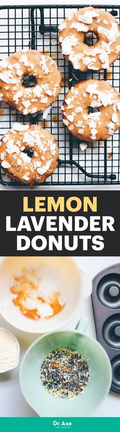 Move over, Krispy Kreme. There are some new donuts in town.