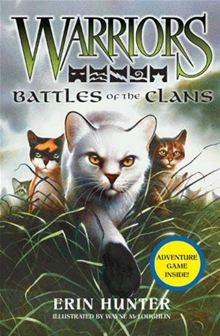 Start reading Warriors: Battles of the Clans, a Warrior cats book by Erin Hunter. Warriors Erin Hunter, New Books, Good Books, Cat Medicine, Warrior Cats Books, Comic, Cat Garden, Reading Levels, Field Guide