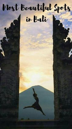 "10 Beautiful Spots in #Bali that are Instagram Worthy! #WonderfulIndonesia ""Doors of Heaven"" at Pura Lempuyang by @orti_bali via Instagram"