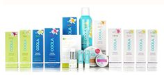 COOLA, Organic Suncare Their quest is to spoil your sometimes finicky, always worthy skin with the most pure, eco-conscious products possible. After all, you may obsess over what you put in your body, but think about what you put on it. They consciously chose to develop their line using ingredients that are organic, sustainable and locally sourced, much like the foods we prefer to eat.