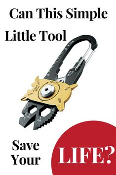 What Can't This Thing Do?  Small Enough To Keep On You All The Time.  This 20 in 1 Multi-Tool Is A Great Gift.  For Someone Else... Or Yourself You've Earned It!
