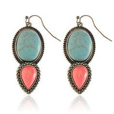 Samantha Wills Aaliyah Earrings Turquoise
