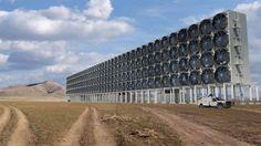 Pregopontocom Tudo: Para combater Aquecimento Global, Suíça vai aspirar CO² do ar e reaproveitá-lo como fertilizante
