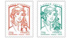 le nouveau timbre marianne explqiué aux enfants