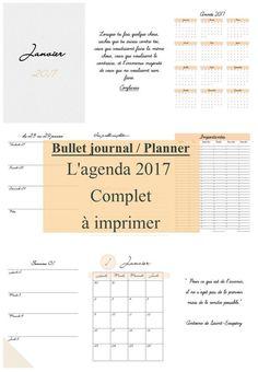 agenda 2017 a imprimer gratuitement 4