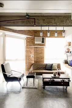 A Homeowner Achieves Her Dream Home Made Of Concrete Wood And Steel