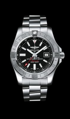 Breitling - AVENGER II GMT $4980  Anthony's pick