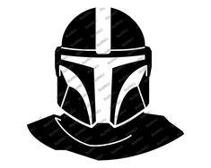 Calligraphy R, Star Wars Helmet, Mandalorian Armor, Helmet Design, Easy Paintings, For Stars, Painted Rocks, Black Men, Manualidades