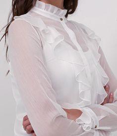 2fbd2f22b6 594 melhores imagens de MODELOS DE CAMISAS FEMININAS